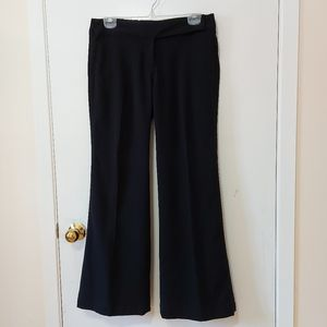 OLD NAVY Black Trousers, Size 6